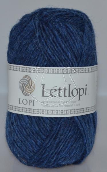 Lettlopi - Nr. 1403 - kobaltblau