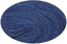 Plattenwolle - Nr. 1431 - ozeanblau