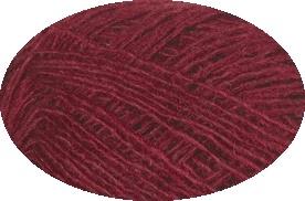 Einband Lacegarn - Nr. 9165 - ziegelrot