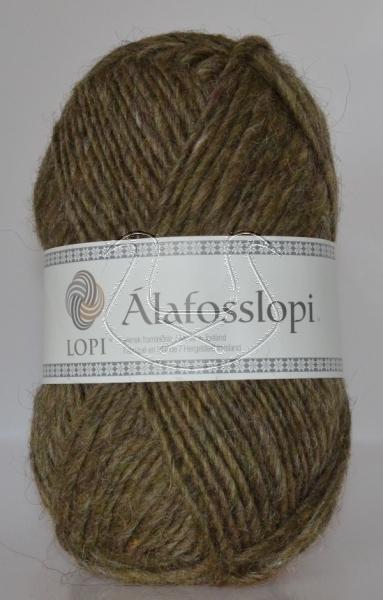 Alafoss Lopi - Nr. 1230 - moosgrün