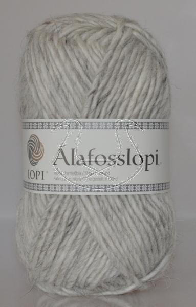 Alafoss Lopi - Nr. 0054 - silbergrau