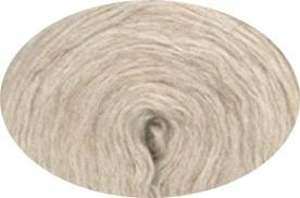 Plattenwolle - Nr. 1038 - elfenbein