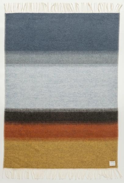 """Islandwolldecke """"Landscape"""""""