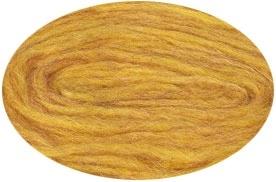Plattenwolle - Nr. 1424 - goldgelb