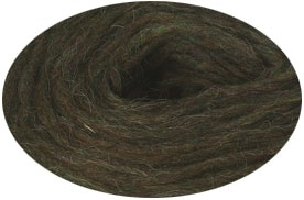 Plattenwolle - Nr. 1420 - lodengrün