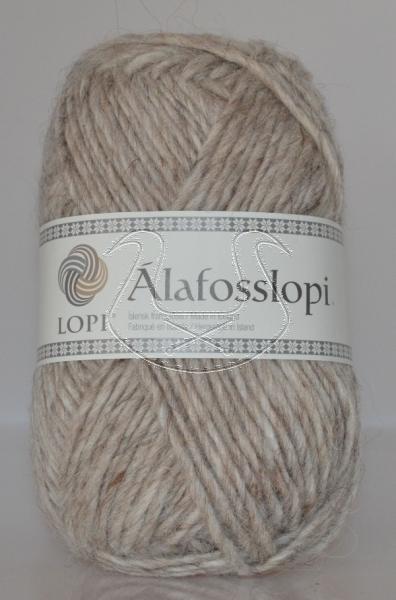 Alafoss Lopi - Nr. 0086 - hellbeige