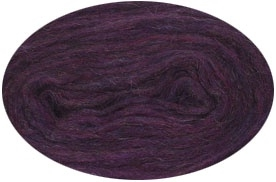 Plattenwolle - Nr. 1428 - pflaume