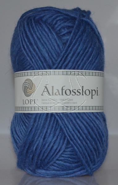 Alafoss Lopi - Nr. 9982 - meerblau exklusiv beim Islandwolle Versand