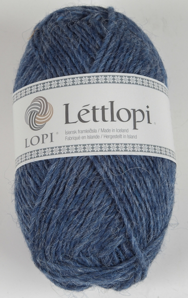 Lettlopi - Nr. 1701 - jeansblau