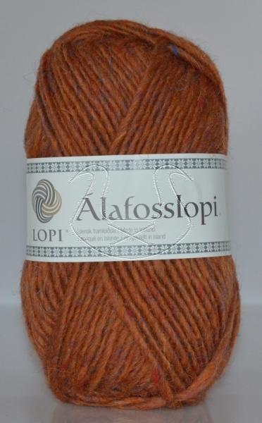 Alafoss Lopi - Nr. 9971 - bernstein meliert