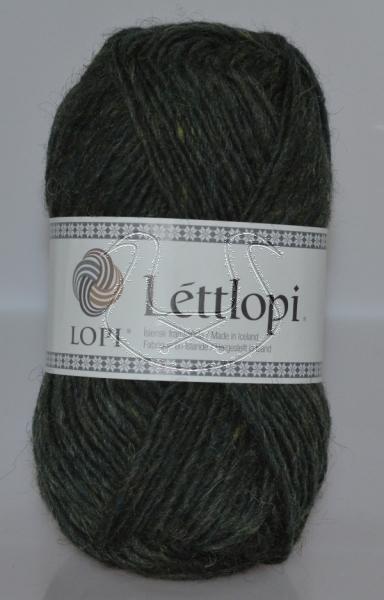 Lettlopi - Nr. 1407 - piniengrün