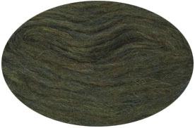 Plattenwolle - Nr. 1421 - oliv