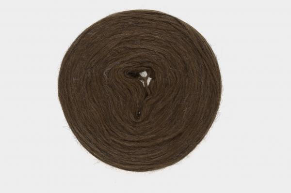 Plattenwolle - Nr. 0009 - braun
