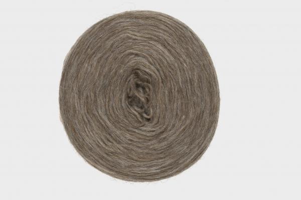 Plattenwolle - Nr. 1030 - hellbraun