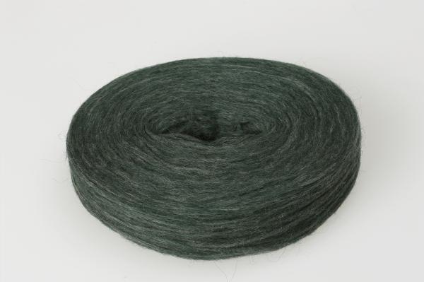 Plattenwolle - Nr. 0014 - waldgrün