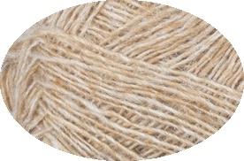 Einband Lacegarn - Nr. 9075 - hafer