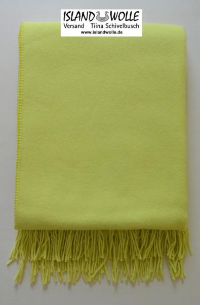 Designerdecke Bamboo Lime