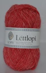 Lettlopi - Nr. 1408 - flamingorot