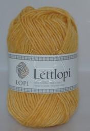 Lettlopi - Nr. 1411 - gelb