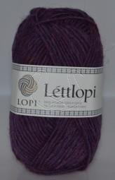 Lettlopi - Nr. 1414 - violett