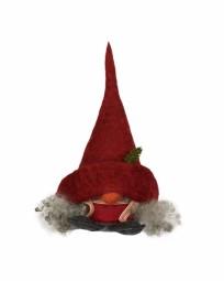 Tomte Selma mit roter Mütze