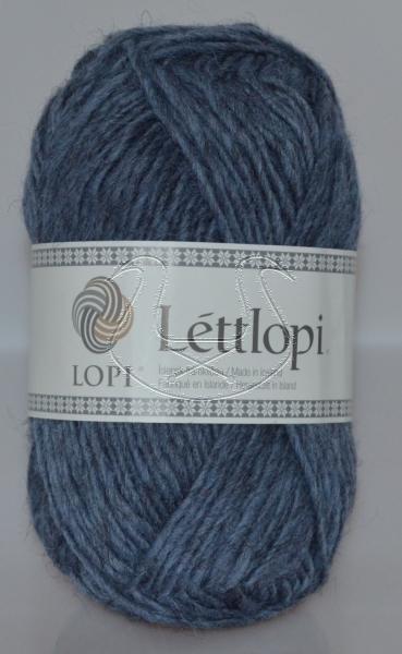 Lettlopi - Nr. 9418 - graublau