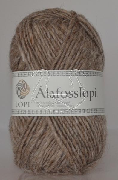 Alafoss Lopi - Nr. 0085 - beige