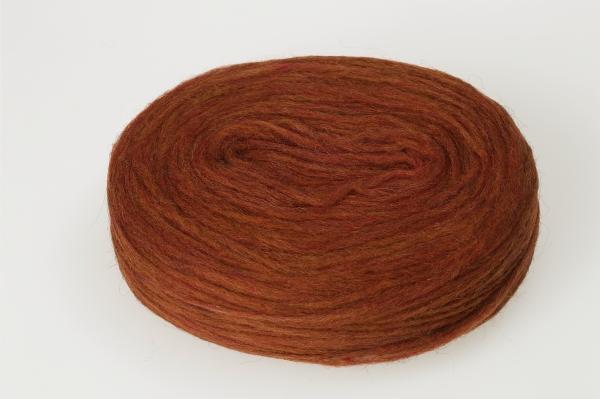 Plattenwolle - Nr. 1426 - bernstein melier