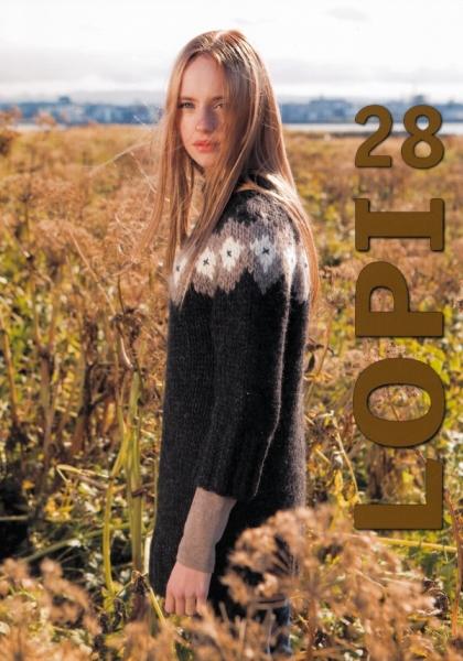 Strickheft Nr. 28 - Deutsch