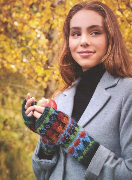 Strickpaket Lettlopi Nr. 15 / 39 Handschuhe