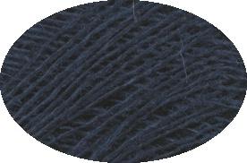 Einband Lacegarn - Nr. 0118 - marineblau