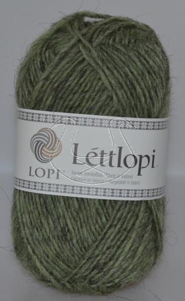 Lettlopi - Nr. 9421 - celery green heather
