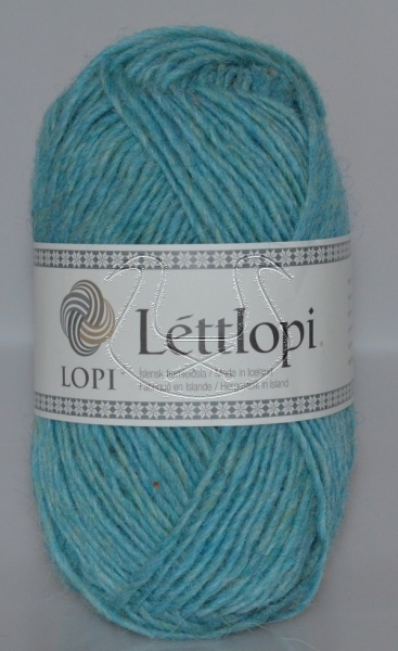 Lettlopi - Nr. 1404 - glacier blue heather