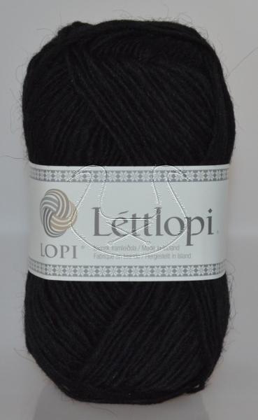 Lettlopi - Nr. 0059 - black