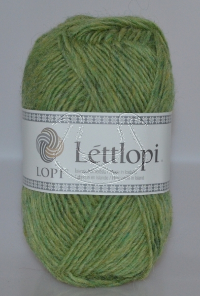 Lettlopi - Nr. 1406 - spring green heather