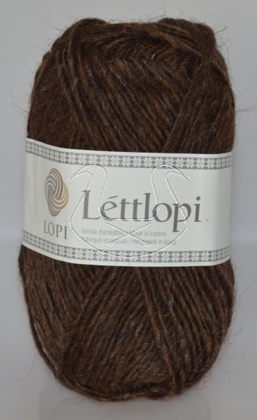 Lettlopi - Nr. 0867 - chocolate heather