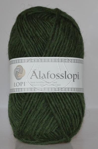 Alafoss Lopi - Nr. 1231 - grün