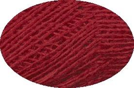Einband Lacegarn - Nr. 0047 - karminrot