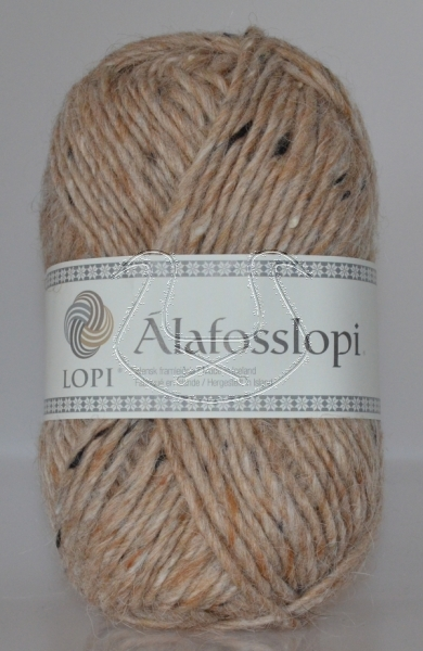 Alafoss Lopi - Nr. 9976 - beige tweed
