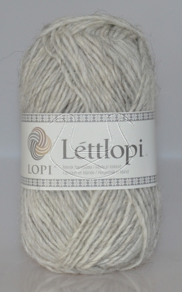 Lettlopi - Nr. 0054 - light ash heather