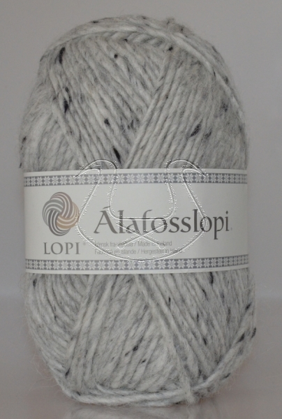 Alafoss Lopi - Nr. 9974 - light grey tweed