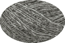Einband / Lace Yarn Nr. 9102 - grey heather