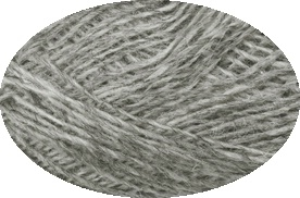 Einband / Lace Yarn Nr. 1027 - ash heather