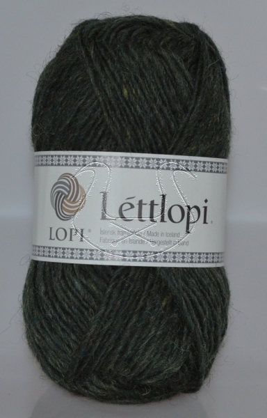 Lettlopi - Nr. 1407 - pine green heather