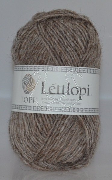 Lettlopi - Nr. 0085 - oatmeal heather