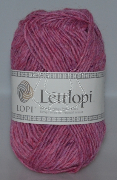 Lettlopi - Nr. 1412 - pink heather