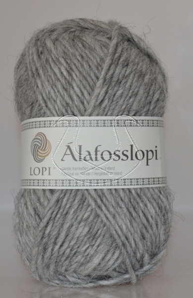 Alafoss Lopi - Nr. 0056 - ash heather