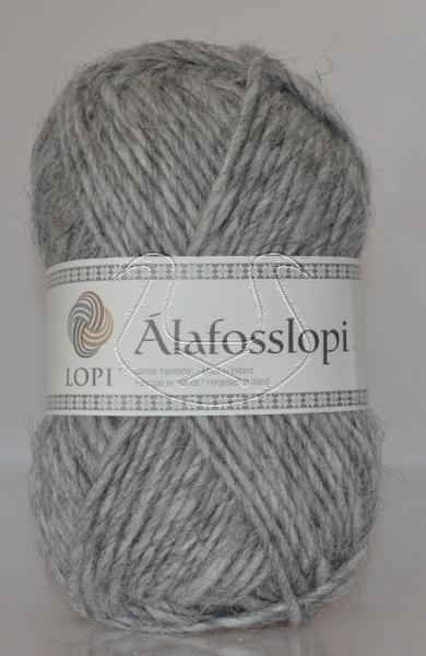Alafoss Lopi - Nr. 0056 - grau