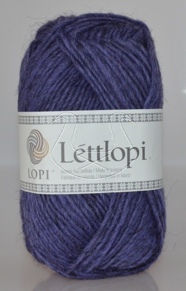 Lettlopi - Nr. 9432 - grape heather