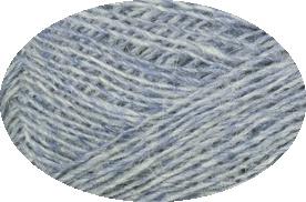 Einband / Lace Yarn Nr. 0008 - light denim heather